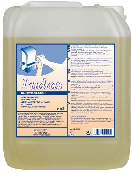 Dr. Schnell Pudras Handwaschlotion