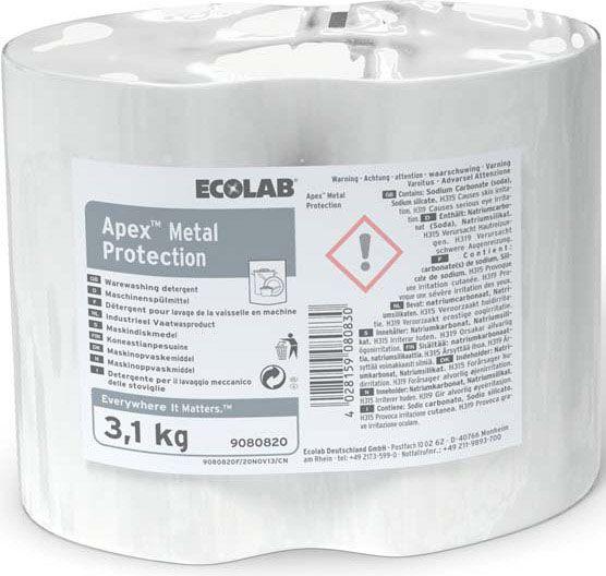 Apex Metal Protection, Hochkonzentriertes Maschinenspülmittel