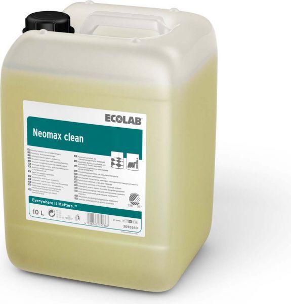 ECOLAB Neomax clean neutraler Automatenreiniger