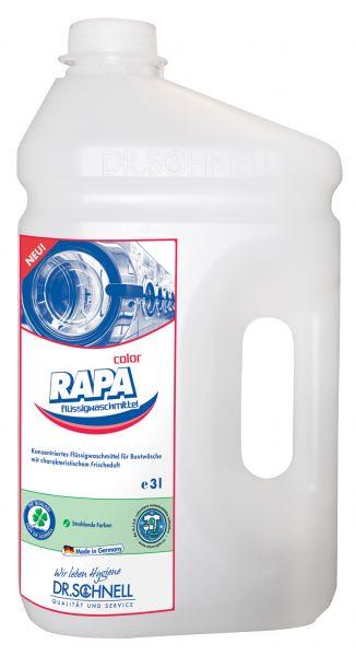 Dr. Schnell Rapa Color Flüssigwaschmittel
