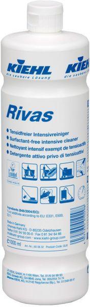 Kiehl Rivas Intensivreiniger, tensidfrei