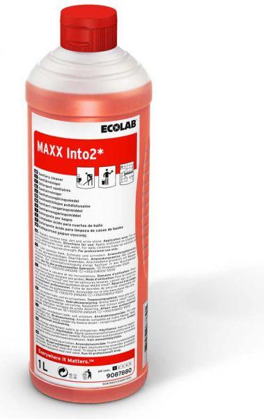 ECOLAB Maxx Into2 Hochleistungs-Sanitärreiniger