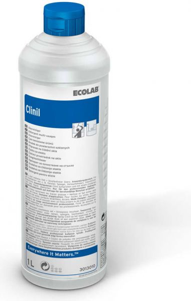 ECOLAB Clinil Gebrauchsfertiger Fenster- und Glasreiniger