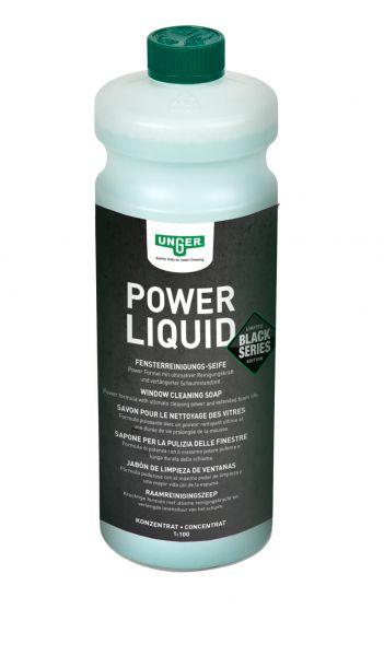UNGER Power Liquid Fensterreinigungsseife
