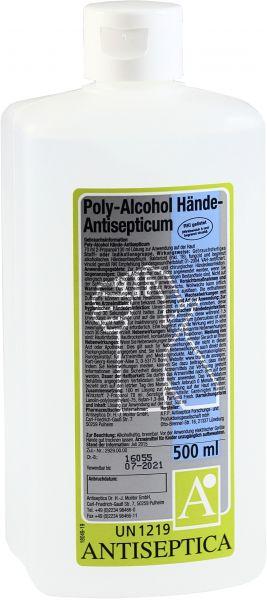 Poly Alcohol Händedesinfektionsmittel