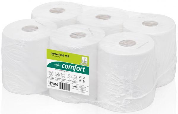 WEPA Comfort Handtuchrolle Innenabrollung 1lagig