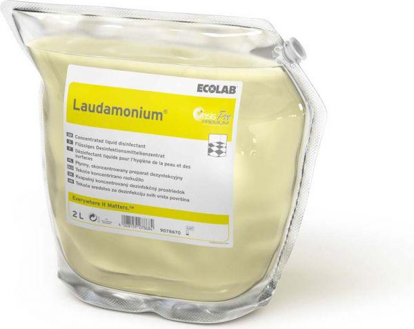 ECOLAB Laudamonium Desinfektionsmittel auf QAV Basis