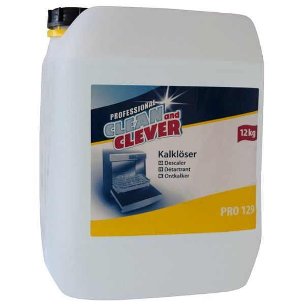 Entkalker PRO129 Clean and Clever