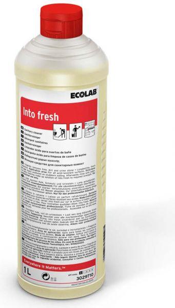 ECOLAB Into fresh Sanitär Kraftreiniger