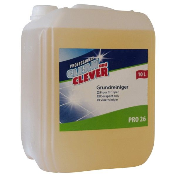 Grundreiniger PRO26 Clean and Clever