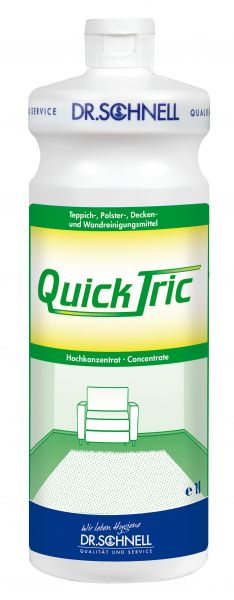 Dr. Schnell Quick Tric Teppich-, Polster-, Decken- und Wandreinigungsmittel