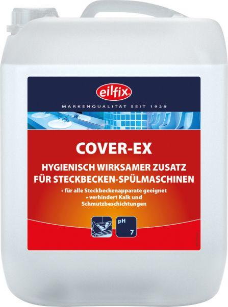 EILFIX COVER-EX Zusatz für Steckbecken-Spülapparate