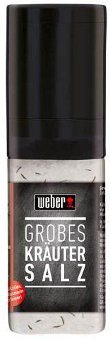 Weber Gewürzmühle - Grobes Kräuter Salz