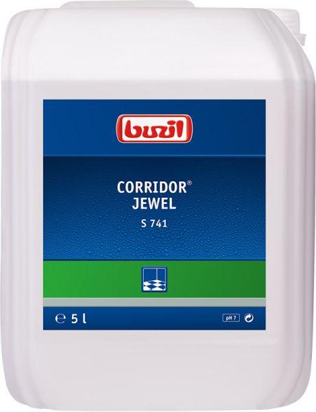 Buzil Corridor Jewel S 741 Beschichtung