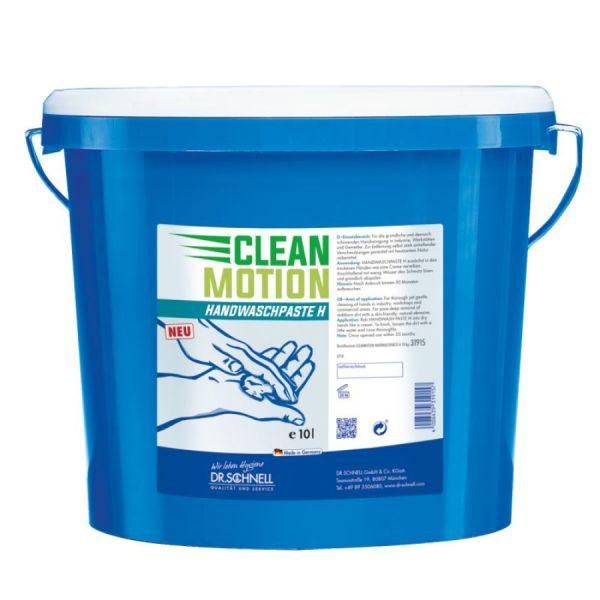 Dr. Schnell Cleanmotion Handwaschpaste bei starkem Schmutz