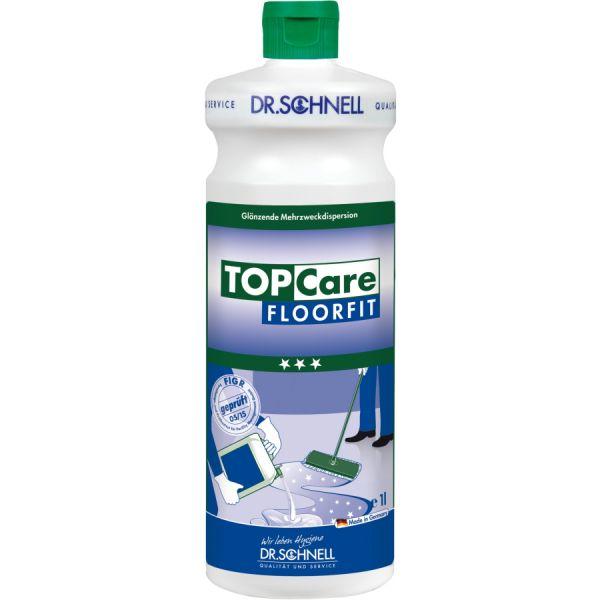 Dr. Schnell TOPCare Floor Fit Mehrzweckdispersion mit Glanzpflege