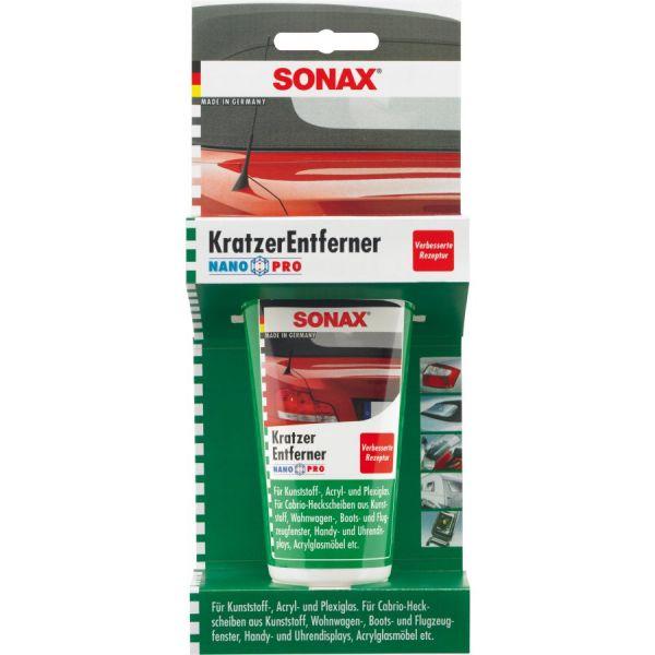 SONAX KratzerEntferner Kunststoff