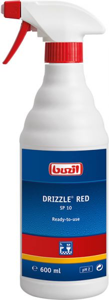 Buzil Drizzle Red SP 10 Sanitärreiniger