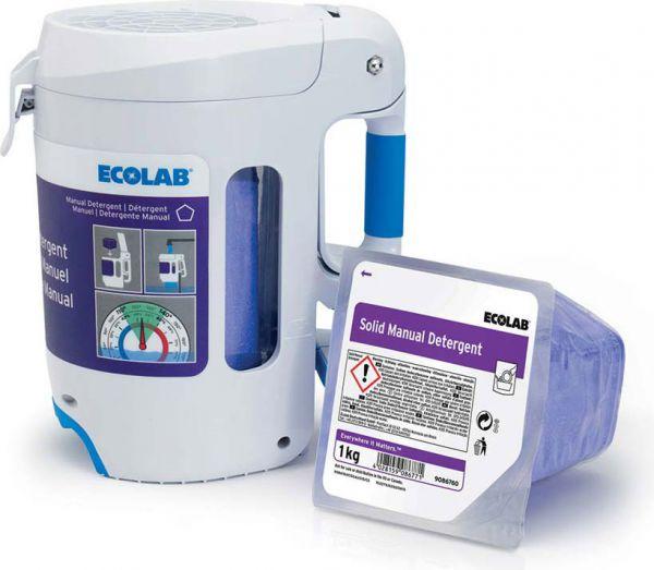 ECOLAB Solid Mobile Dispenser Starter Set