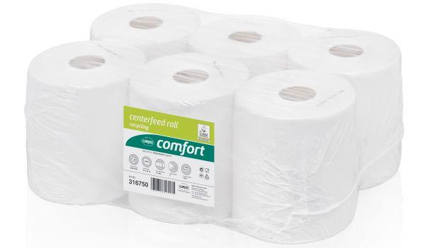 WEPA Comfort Handtuchrolle Innenabrollung 2lagig