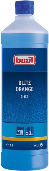Buzil Blitz Orange G 482 Oberflächenreiniger