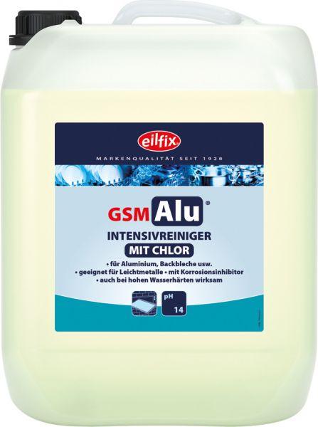 EILFIX GSM Alu Intensiv Reiniger für Geschirrspülmaschinen