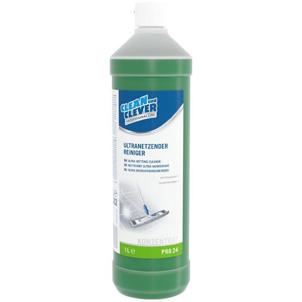 Ultranetzender Reiniger PRO24 Clean and Clever