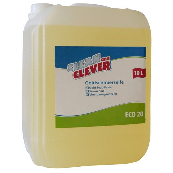 Goldschmierseife SMA20 Clean and Clever
