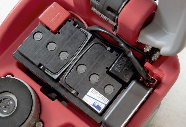 210121 Sonnenschein Gel-Batterie 12 V / 50 Ah