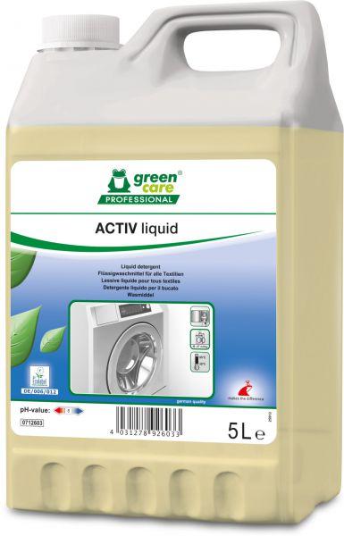 TANA ACTIV liquid Flüssigwaschmittel