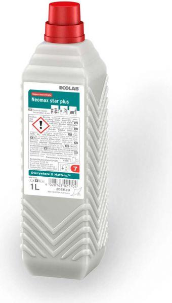 ECOLAB Neomax star plus Automatenreiniger Hochkonzentrat
