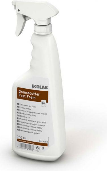 ECOLAB Greasecutter Fast Foam Grillreiniger in Schaumform