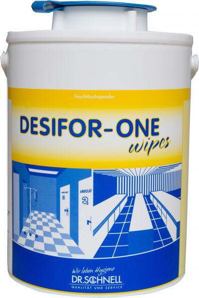 Dr. Schnell DESIFOR-ONE Wipes Vliestuchspendersystem