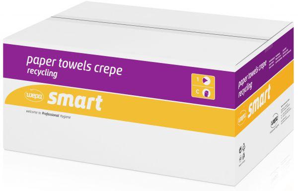 wepa smart Handtuchpapier 25 x 50 1-lagig