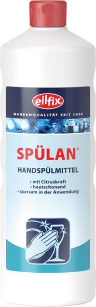 EILFIX Spülan Handspülmittel mit Citruskraft