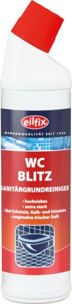 EILFIX WC BLITZ Sanitärgrundreiniger