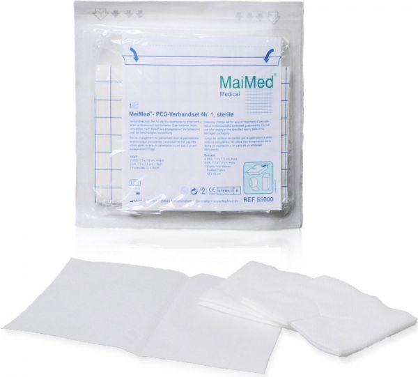 MaiMed PEG & SPK Verbandset Nr.:1, steril