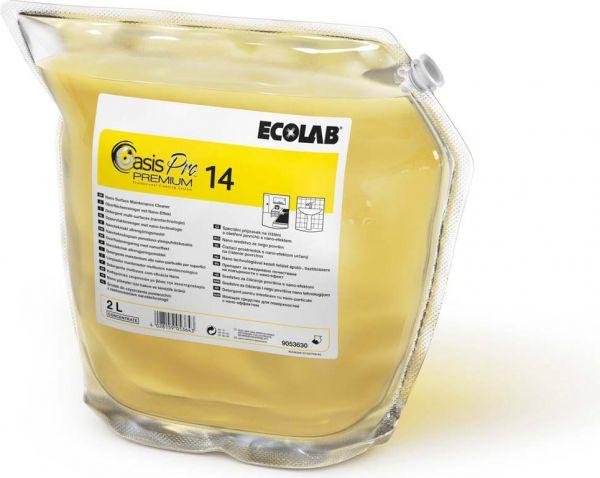 ECOLAB Oasis Pro 14 Oberflächenreiniger mit Nano-Effekt