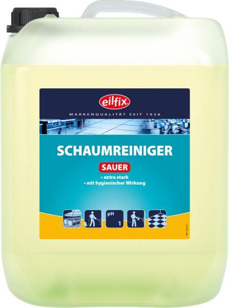 EILFIX Schaumreiniger sauer