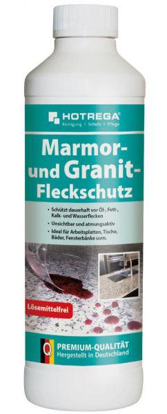 Hotrega Marmor- und Granit-Fleckenschutz, 500 ml Flasche