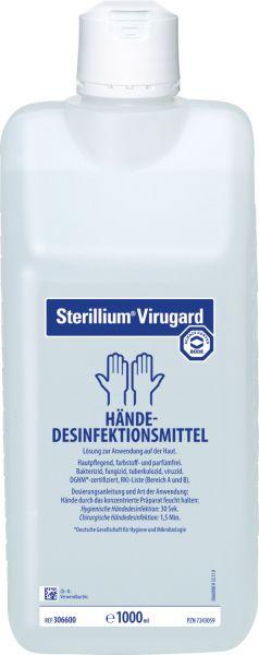 Sterillium Virugard Händedesinfektionsmittel
