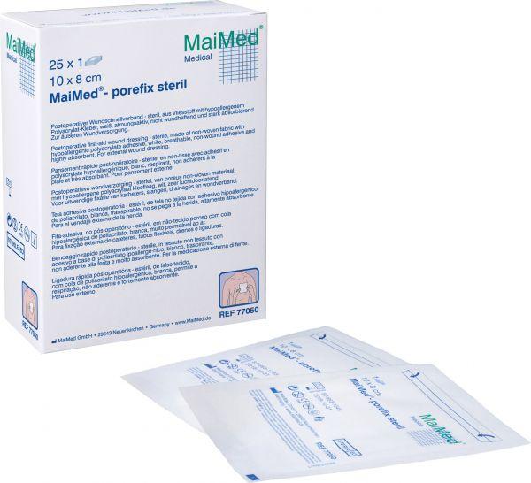 MaiMed porefix steril Wundschnellverband
