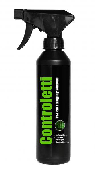 Controletti UV Reinigungs- und Desinfektionskontrolle