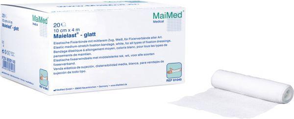 MaiMed Maielast - glatt unsteril elastische Fixierbinden