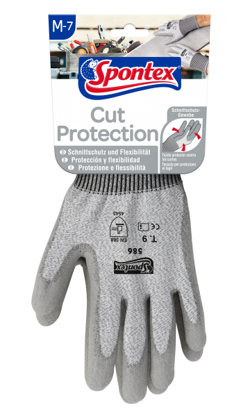 Spontex Cut Protection Arbeitshandschuhe