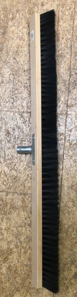 Nölle BECOnnect Saalbesen Arenga mit Metallstielhalter 100 cm