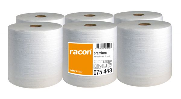 racon premium Handtuchrollen 2-lagig