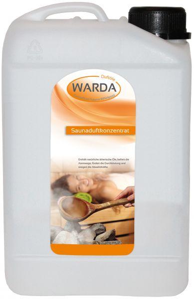 Warda Sauna Duft Konzentrat 10 Liter