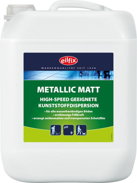 EILFIX METALLIC MATT High-Speed geeignete Kunststoffdispersion