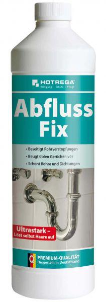 Hotrega Abfluss-Fix, 1 Liter Flasche